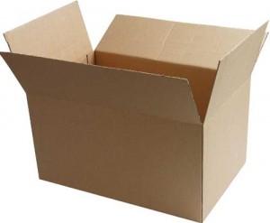 Скрытая съемка с помощью коробки