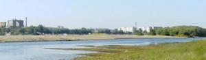 фото берега реки