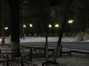 фото ночных городов