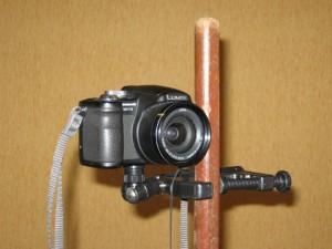 как можно прикрепить фотоаппарат