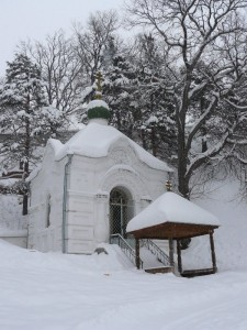 Макарьево-Унженский монастырь - источник