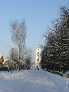 Макарьевская церковь